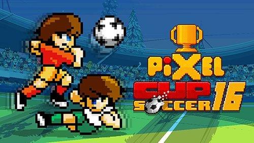 [iOS] Pixel Cup Soccer 16 - Gratis