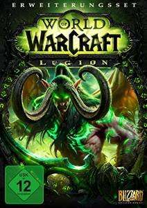 World of War­craft: Legion AddOn (WOW) (PC) 24,99€ inkl. Versand