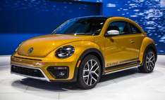 [meinauto.de] VW Beetle Dune Edition 2.0 TSI BMT 220 PS (neues Modell)