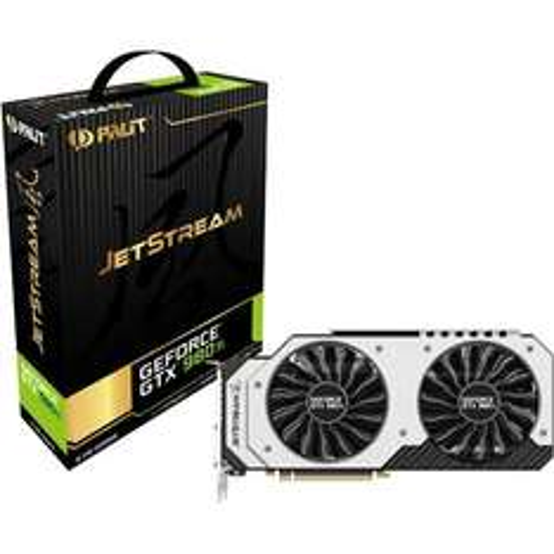 6144MB Palit GeForce GTX 980 Ti JetStream Aktiv PCIe 3.0 x16 (Mindfactory)(NBB)