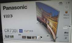Panasonic  TX-55 CRW 734 LED Ultra HD Curved Smart-TV 1000Hz. Neu OVP EBAY