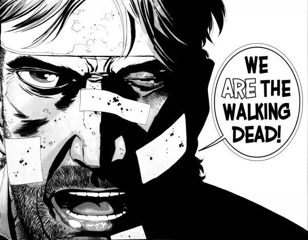 The Walking Dead Sammelbände bis zu 84% Ersparnis zum VGP (Englische Sprache) [Kobo ebook comics] VPN + 90/75/50% Codes >>Kreditkarte benötigt
