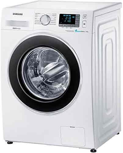 [amazon] Samsung WF80F5EB Waschmaschine / A+++ / Frontlader / 1400 UpM / 8 kg / Smart Check Mengensensor / Digitaler Inverter Motor / weiß