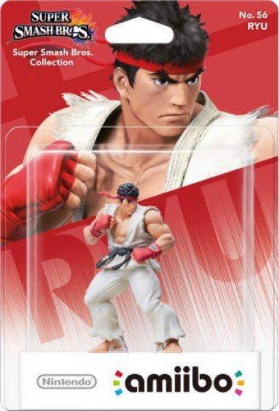 amiibo Smash Ryu 5,23€ und viele mehr [Amazon Prime] [Saturn.de]