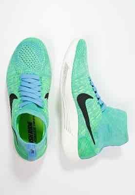 Nike Lunarepic Flyknit Damen Türkis nur 62,95 €, relativ neuer Lauf-Schuh, Zalando