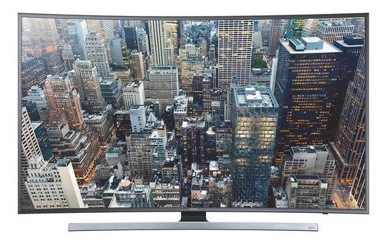 Samsung UE-48JU7590TXZG 3D Curved Ultra HD Smart TV Fernseher schwarz