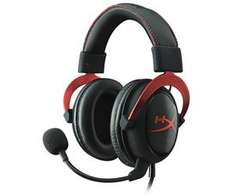 Kingston HyperX Cloud II red 69€ inkl. Porto @ Proshop [Bestpreis!]