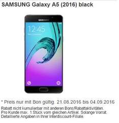 [Schweiz - interdiscount.ch] SAMSUNG Galaxy A5 (2016) black