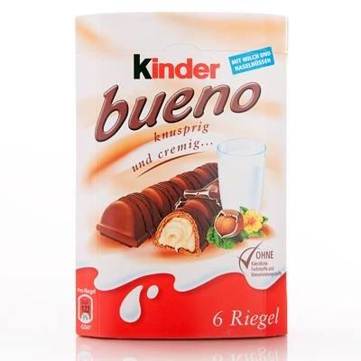 (lokal Bremerhaven) Ferrero Kinder Bueno für 1,34 € @NettoMD
