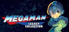 STEAM  Mega Man Legacy Collection 8.99€ capcom Sale