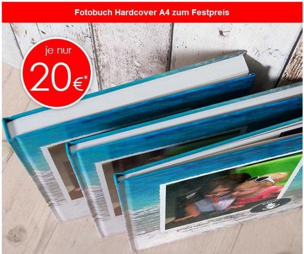 QUELLE Fotobuch zum Festpreis nur 20 € egal wie viele Seiten