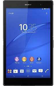 Sony Xperia Z3 SGP611 Tablet compact 16GB Wifi Noir @amazon.fr