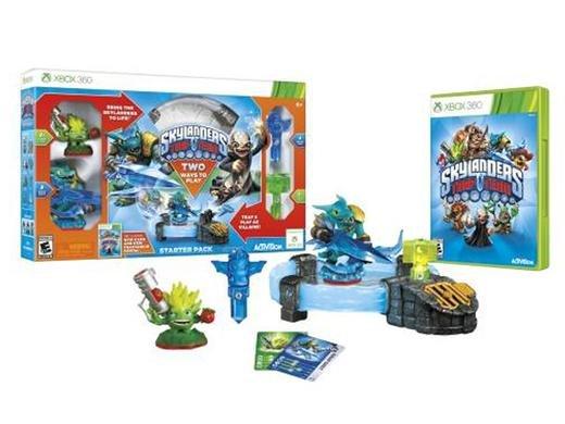 (IBood) Game Skylanders Trap Team Starter Pack für PS3, PS4, Wii, WiiU, XBox360 und 3DS für € 14,95
