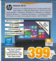 (Lokal) HP Notebook 350 G2, Expert Bening