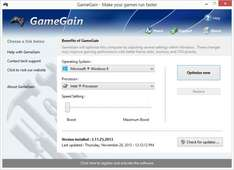 [Software] GameGain 4.8.1