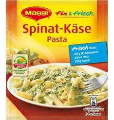 [E-Center Bad Oeynhausen] Gratis Maggi Fix Spinat Käse Pasta (Reduzierung+Coupon)
