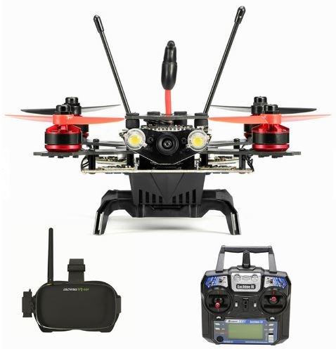 [Banggood]Eachine Assassin 180 V2 FPV w/Eachine VR-007 HD Goggles I6 Transmitter Built In OSD GPS NAZE32 RTF