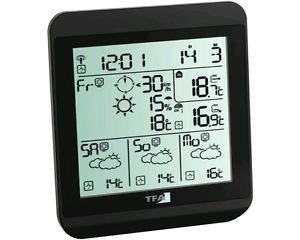 TFA METEOTIME FIESTA 35.1130.01, Wetter-Info-Center, 4-Tage Wettervorhersage