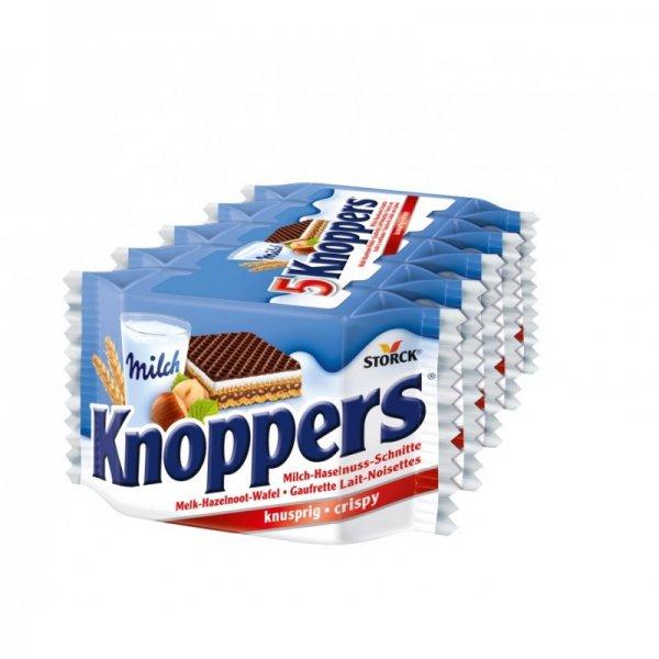 Knoppers 5er (=0,16€/Stück) @Krümet