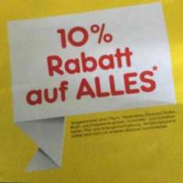 [lokal Leipzig] Netto 10% Rabatt auf alles