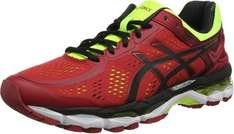 Asics Gel-Kayano 22 Men red pepper/black/flash yellow