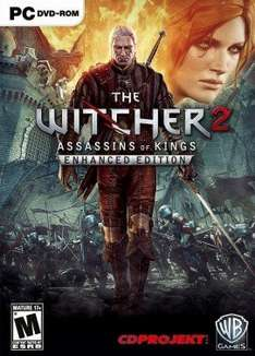 The Witcher 2: Assassins of Kings (Enhanced Edition)  für 2,21€ @ Instantgaming (GOG)