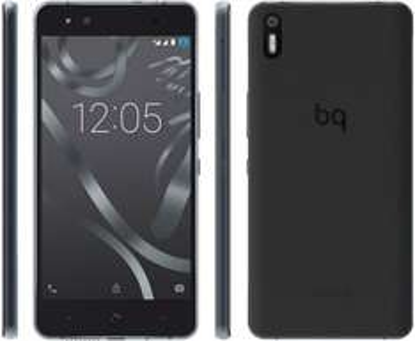 BQ Aquaris X5 Cyanogen, Dual-SIM + microSD, 2GB RAM / 16GB intern, 5 Jahre Garantie