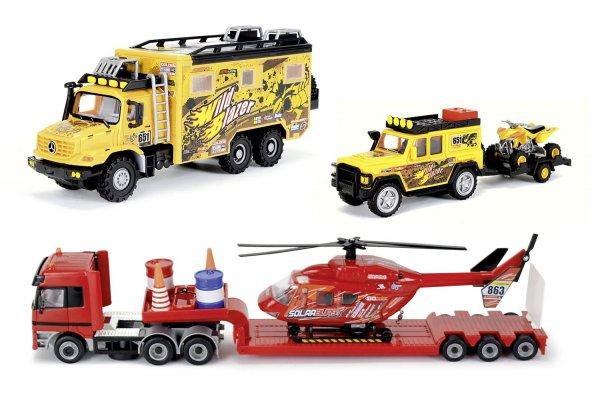 Dickie Spielzeug 203314553 – Desert Rescue Set für 16,25€