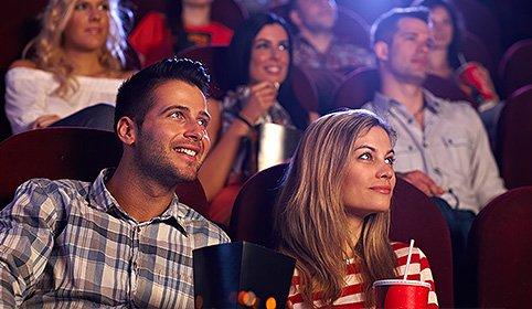 Kinoticket bei Cinestar mit bis zu 50% Rabatt