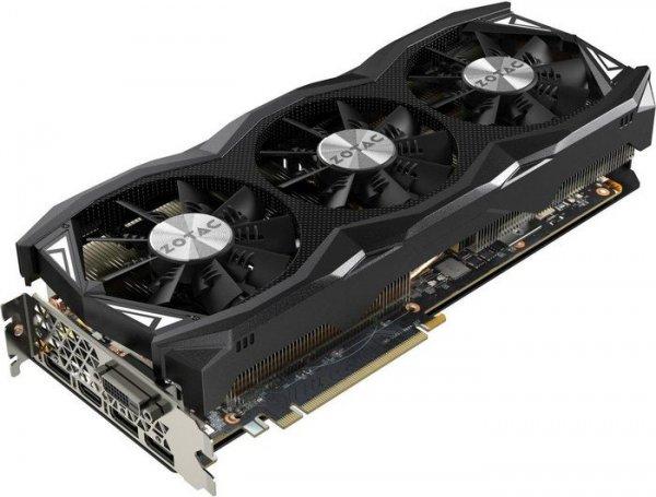 ZOTAC GeForce GTX 980 Ti AMP! Omega edition Grafikkarte GF (ZT-90504-10P)