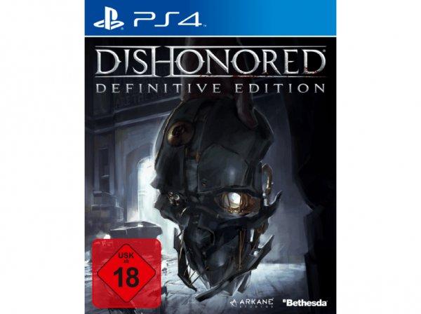 (MediaMarkt.de) Dishonored (Definitive Edition) [PlayStation 4] für 13€ inkl. Versand
