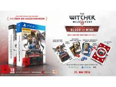 The Witcher Wild Hunt - Blood and Wine (Limited Edition) [PlayStation 4 & PC) je 20€ inkl. Versand (MediaMarkt.de)