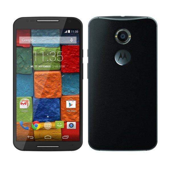 Motorola MOTO X 2. Generation Schwarz für 173.51 inklusive Versand bei Dastro
