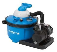 Steinbach Sandfilteranlage Speed Clean Comfort 50, Blau, 6.600 l/h @ Amazon