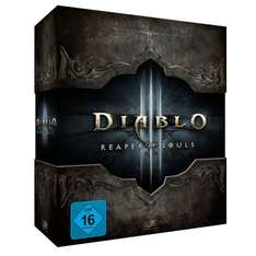 [Amazon] Diablo 3: Reaper of Souls - Collectorx27s Edition Add-On (PC) mit Soundtrack, Artbook, Making-of und Mauspad für 37,91€