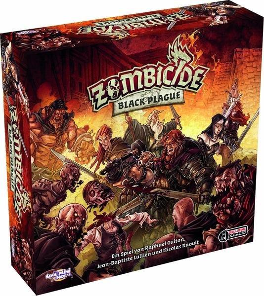 [Thalia.de] Zombicide Black Plague für 77,34€, 9% Ersparnis
