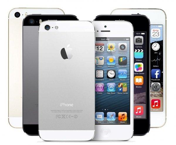 eBay Wochen WoW: Apple iPhone 5s 16GB IOS Smartphone ohne Simlock 4 Zoll Display 8MPX Kamera @ 219 Euro inkl. Versand (Demo-Ware)