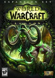 World of Warcraft - Legion WoW Legion (Addon) - EU für 27,97€