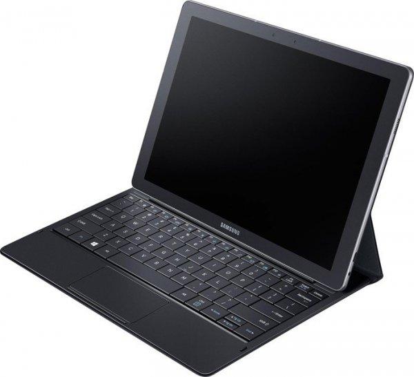 Samsung Galaxy TabPRO S Convertible (12,1 WQHD Amoled Touch, Intel m3-6Y30, 4GB RAM, 128GB SSD, Wlan ac, USB Typ-C, LTE, bel. Tastatur, 5200mAh mit 8h Laufzeit und Fastcharge, Win 10 Pro) inkl. Tastaturdock + Office 365 für 798,99€ [Redcoon]