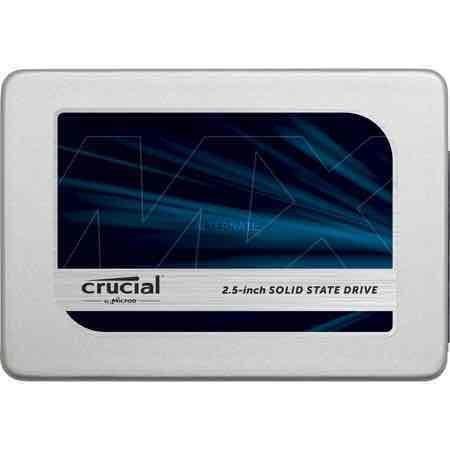 Crucial MX 300 mit 525 GB @ ZackZack