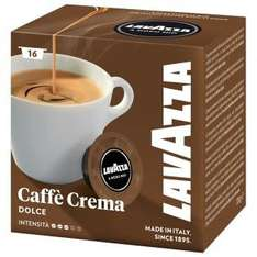 Lavazza Caffe crema dolce 16 Kapseln [redcoon]