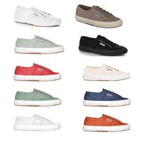 SUPERGA Sneaker mit -50% Rabatt verschiedene Farben und Größen