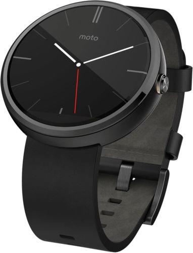 Motorola Moto 360 Smartwatch für Android & iOS für 99,90€ [refurbished] [Ebay]