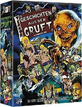 [Alphamovies] Geschichten aus der Gruft – Staffel 1-7 [Limited Collector's Edition] [20 DVDs] für 69,94€ inkl. VSK