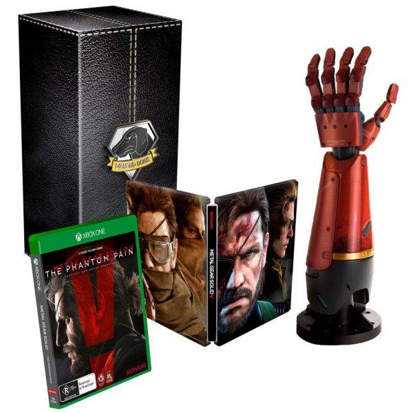 Metal Gear Solid V: The Phantom Pain - Collectors Edition - Xbox One [Amazon.de]