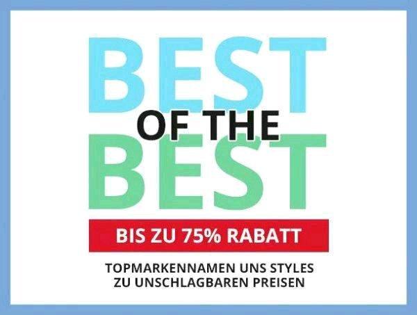 (MandM) Bis zu 75% Rabatt auf Topmarken (Damen, Herren, Kids und Sportmode)