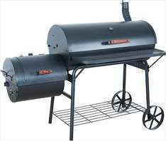 (Plus via ebay) El Fuego Enola Smoker Holzkohlegrill Grillwagen für € 199,95 statt € 251,85