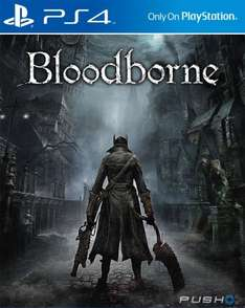 (Amazon.com) Bloodborne (PS4) für 16,69 EUR inkl. VSK