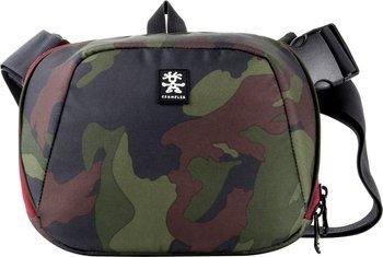 Crumpler Sale mit guten Angeboten z.B. Quick Escape Toploader 650 camouflage, 25,90€ statt 53,89€