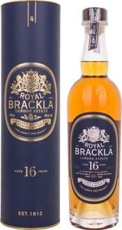 [Amazon] Royal Brackla 16 Jahre Single Malt Whisky für 74,99€